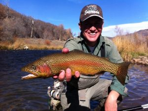 Fly Fishing near Pineview